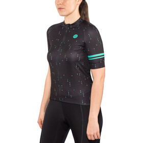 AGU Drop Shortsleeve Jersey Dam black